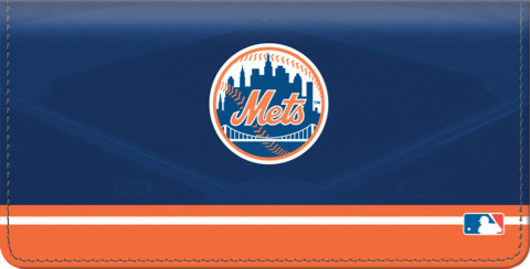 New York Mets(TM) MLB(R) Checkbook Cover