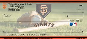 San Francisco Giants(TM) MLB(R) Personal Checks
