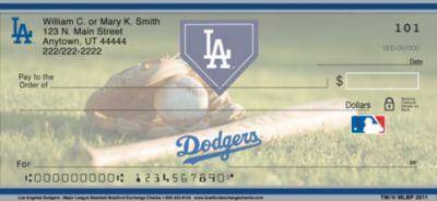 Los Angeles Dodgers(TM) MLB(R) Personal Checks