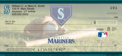 Seattle Mariners(TM) MLB(R) Personal Checks
