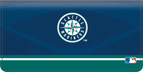 Seattle Mariners(TM) MLB(R) Checkbook Cover