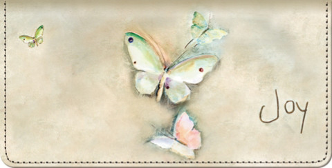 Gentle Inspirations Checkbook Cover