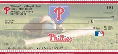Philadelphia Phillies(TM) MLB(R) Personal Checks