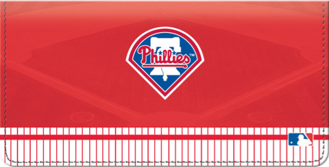 Philadelphia Phillies(TM) MLB(R) Checkbook Cover