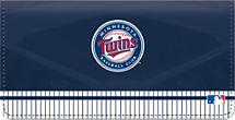 Minnesota Twins(R) Checkbook Cover