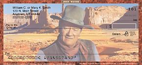 John Wayne: An American Legend Personal Checks