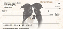 Border Collie Personal Checks