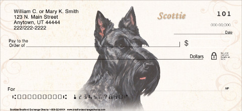 Scottie Personal Checks