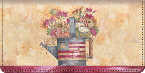 American Heartland Checkbook Cover