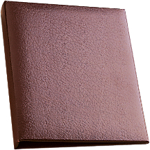 Burgundy Home Desk Binder