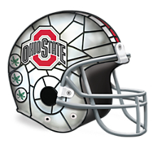 Ohio State Buckeyes Football Helmet Accent Lamp