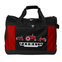 Farmall Tractor Art Multifunctional Duffel