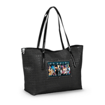 Elvis Tote With Nate Giorgio Art And Sound-Activated Lights