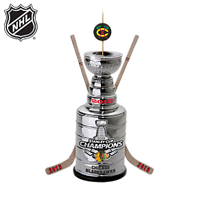Blackhawks(R) 2013 Stanley Cup Champions(TM) Ornament