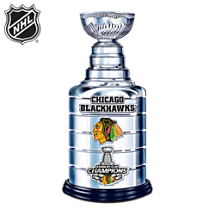Blackhawks® 2013 Stanley Cup® Trophy Sculpture