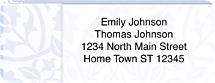 Romance Address Labels