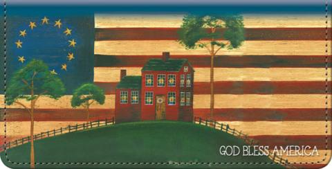 American Heritage Checkbook Cover