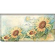 Bradford Exchange Checks Sunflowers Checkbook Cover at Sears.com