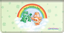 Care Bears(TM) Checkbook Cover