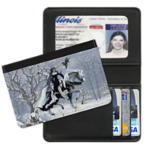 Chance Encounters Debit and Credit Card Holder