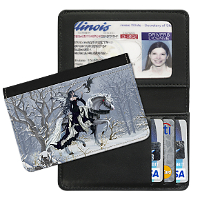 Chance Encounters Debit Card Holder