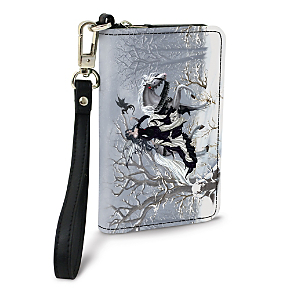 Chance Encounters Small Wristlet Purse