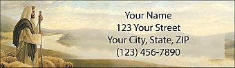Forgiven Return Address Label