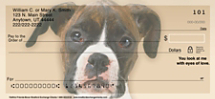 Faithful Friends - Boxer Personal Checks
