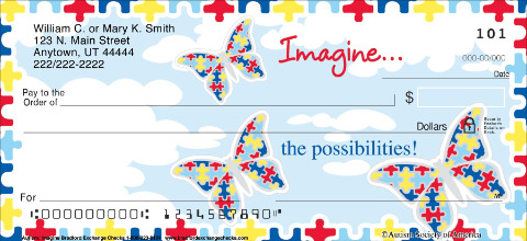 Autism: Imagine Personal Checks