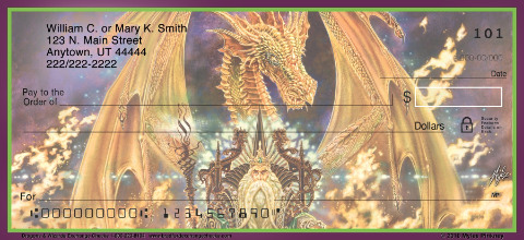 Dragons and Wizards personal checks