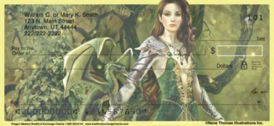 Dragon Masters Personal Checks