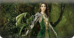 Dragon Masters Checkbook Cover