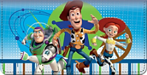 Disney/Pixar Toy Story Checkbook Cover