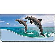 Bradford Exchange Checks Dancing Dolphins Checkbook Cover at Sears.com