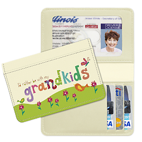 Grandkids Rule! Debit Card Holder