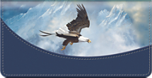 Eagles Flight Checkbook Cover