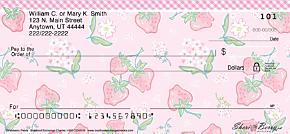 Strawberry Fields Personal Checks