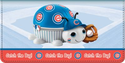 MLB(R) Chicago Cubs(TM) - Catch the Bug! Checkbook Cover