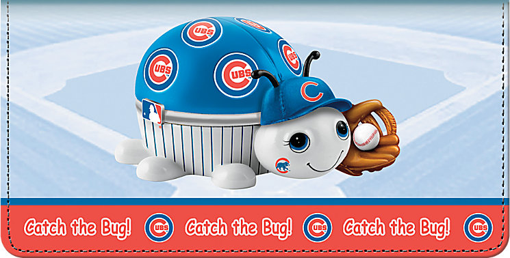 Bradford Exchange Checks MLB(R) Chicago Cubs(TM) - Catch the Bug! Checkbook Cover at Sears.com