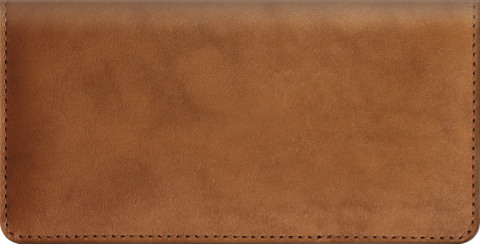 Saddle Classic Value Checkbook Cover