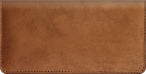 Saddle Classic Value Checkbook Cover