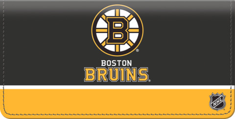 Boston Bruins(R) NHL(R) Checkbook Cover