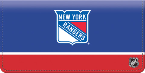 New York Rangers(R) NHL(R) Checkbook Cover
