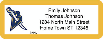 Buffalo Sabres® NHL® Return Address Label