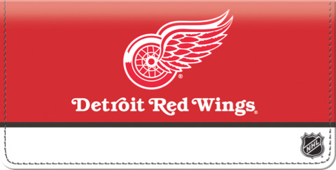 Detroit Red Wings(R) NHL(R) Checkbook Cover