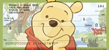 Pooh and Friends Personal Checks