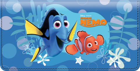 Finding Nemo Checkbook Cover