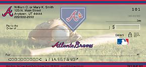 Atlanta Braves(TM) MLB(R) Personal Checks