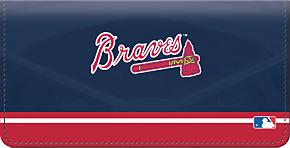 Atlanta Braves(TM) MLB(R) Checkbook Cover