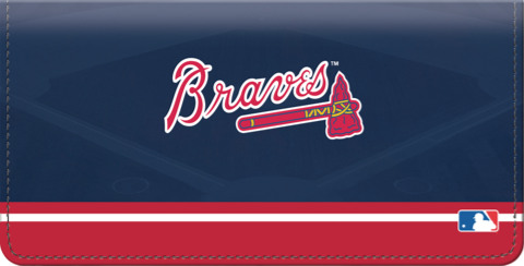 Atlanta Braves(TM) MLB(R) Checkbook Cover